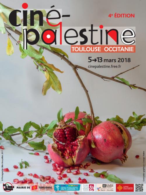 4e édition de Ciné-Palestine Toulouse Occitanie dans - ART cine_pal-e1550514906382