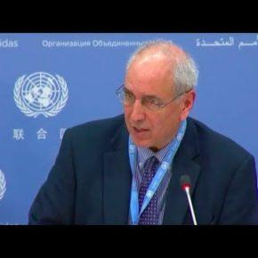 Un expert de l'ONU : Israël prive les Palestiniens d'eau potable