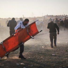 En Direct de Gaza : Deux morts et 62 blessés dans la bande de Gaza-bilan provisoire- : Ce vendredi 22 mars 2019 : Un début du printemps sanglant en Palestine !