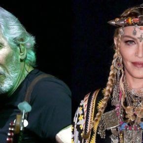 Roger Waters: Si vous croyez dans les droits humains, Madonna, ne chantez pas à Tel Aviv