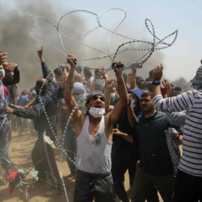 De l'inspiration au désespoir: un an de Grande Marche du retour à Gaza