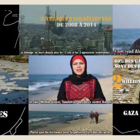 Appel à souscription / Gaza Stories : un web documentaire hebdomadaire sur Gaza et ses habitants
