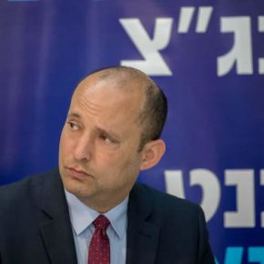 Qui a besoin de Bennett quand Netanyahou est déjà en train d'annexer la Cisjordanie
