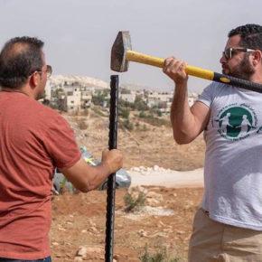 Un militant palestinien pour la paix se voit refuser l'entrée aux USA où il se rendait pour une tournée de conférences