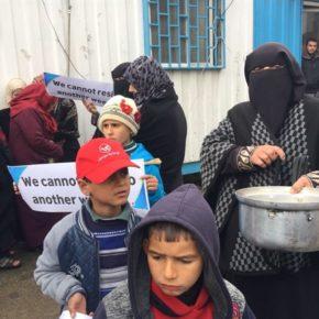 Plus d'un million de Palestiniens de Gaza vont manquer de nourriture d'ici juin