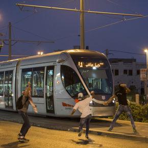 Le tramway colonial d'Israël pourrait bien vite aller nulle part
