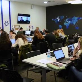 Au sein de l'armée de trolls israéliens à un million de dollars