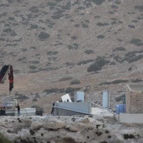 Israël s'apprête à vendre aux enchères des salles de classes préfabriquées, dons de l'UE aux Palestiniens