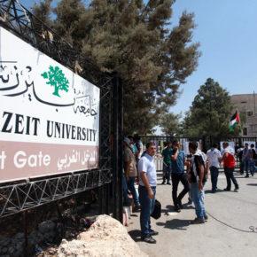 Israël isole les universités palestiniennes