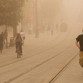 Des vagues de chaleur à l' 'Eco-Apartheid' : changement de climat en Israël-Palestine