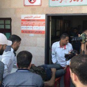 En Direct de Gaza: Trois morts et deux blessés palestiniens dans la bande de Gaza: Ce dimanche 18 août 2019 C'est horrible !