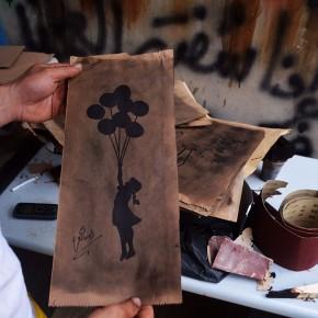 Un Palestinien apprend en prison l'art recyclé