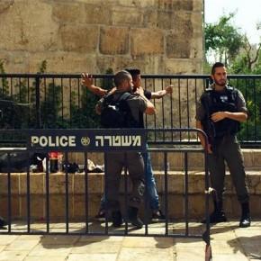 La loi « stop-and-frisk » d'Israël : un « racisme flagrant »