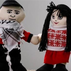 Des poupées qui défendent la culture palestinienne