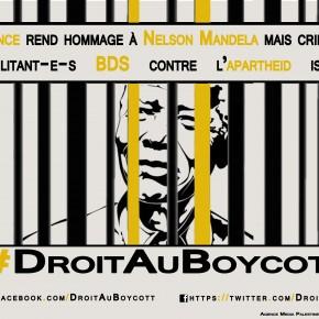 VISUELS: Le boycott est un droit ! #DroitAuBoycott