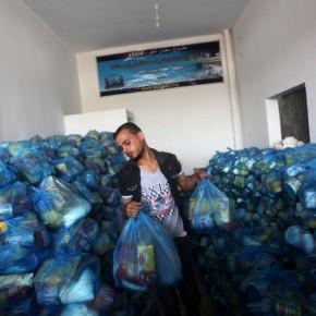 Les associations caritatives coupent leur aide à Gaza