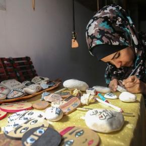 Prendre le contrepied de la situation désespérée de Gaza, à l'aide des réseaux sociaux