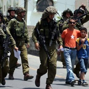 2355 Palestiniens de Jérusalem emprisonnés par Israël dans l'année écoulée